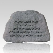 If Tears Could Build Memorial Stone