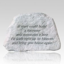 Tears to Heaven Memorial Stone