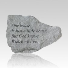 Our House Is Just A Little House Rock