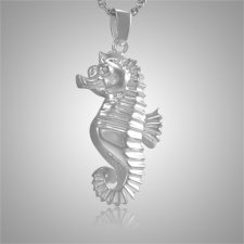 Seahorse Cremation Jewelry