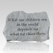 What Our Children See Rock