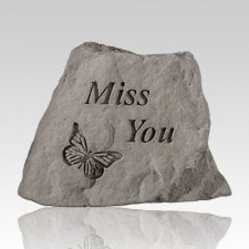 Miss You Memorial Stone