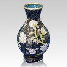 Tivoli Gardens Cloisonne Vase