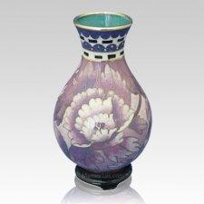 Eden Cloisonne Vase