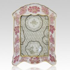 Rose Flowers Cloisonne Picture Frame