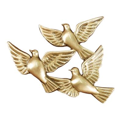 Spirit Medallion Appliques