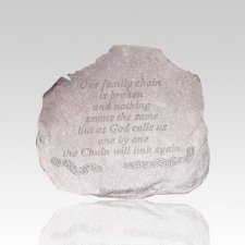 Our Family Chain Stone
