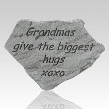 Grandmas Give The Biggest Hugs Stone