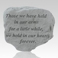 Those We Held Pet Memory Stone