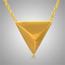 Pyramid Keepsake Pendants II