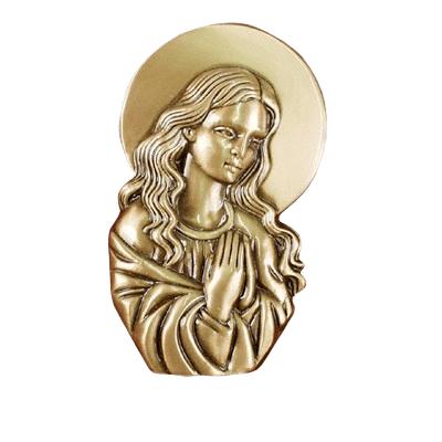 Madonna Medallion Appliques