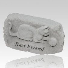 Best Friend Cat Plaque