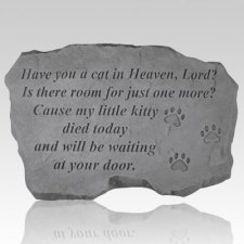 Have You A Cat In Heaven Lord