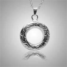 Eternal Etched Keepsake Jewelry III