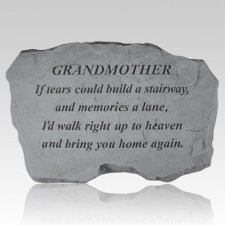 Grandmother Tears Stone