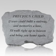 Precious Child If Tears Could Build Stone