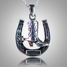 Cowboy Up Keepsake Jewelry