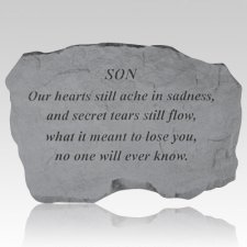 Son Our Hearts Still Ache Stone