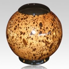 Sparkle Art Cremation Urn