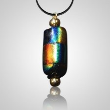 Abstract Pet Cremation Pendant