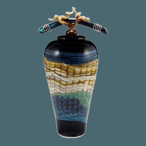Abyss Sargo Art Cremation Urn