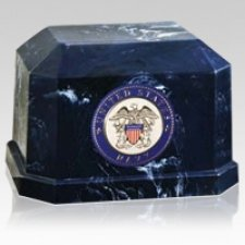 Accolade Navy Cremation Urn