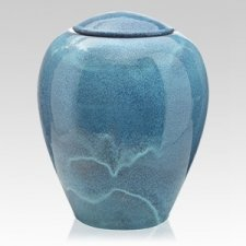Acqua Ceramic Cremation Urn