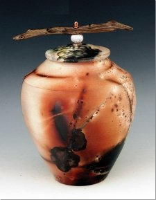 Afterglow Pet Cremation Urn