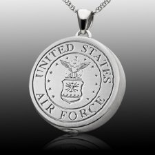 Air Force Cremation Pendant III
