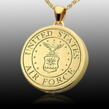 Air Force Cremation Pendant IV