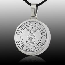 Air Force Cremation Pendant