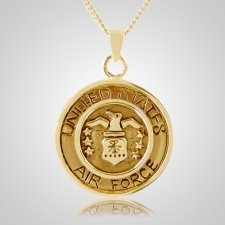 Air Force Keepsake Pendant II