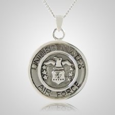Air Force Keepsake Pendant