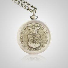 Air Force Urn Pendant