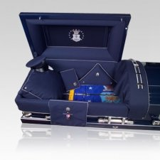 Air Force Military Burial Casket