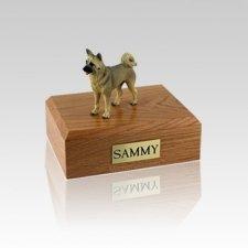 Akita Small Dog Urn