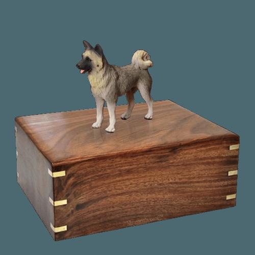 Akita Large Doggy Urn