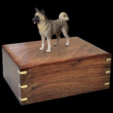 Akita Doggy Urns