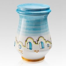 Alba Ceramic Cremation Urn