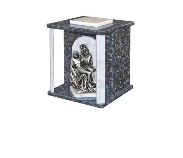 Alika Granite Cremation Urn