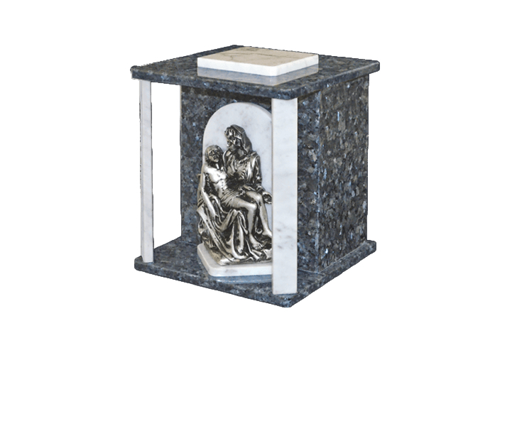 Alika Granite Cremation Urn