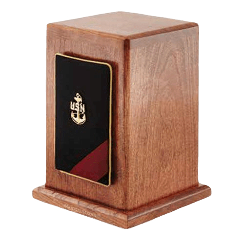 Allegiance Air Force Military Urn