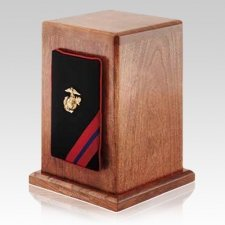 Allegiance Marines Military Urn