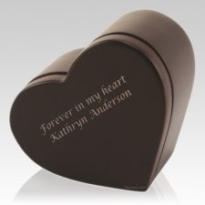 Always Heart Keepsake Urn
