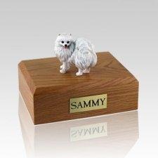 American Eskimo Miniature Dog Urns