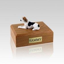 American Foxhound Small Dog Urn