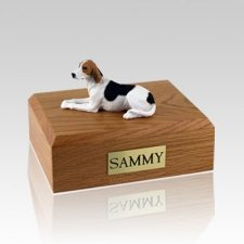 American Foxhound Dog Urns