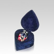 Americana Keepsake Cremation Urn