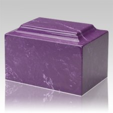 Amethyst Marble Keepsake Cremation Urn
