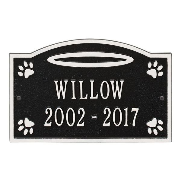 Angel In Heaven Pet Dedication Plaques
